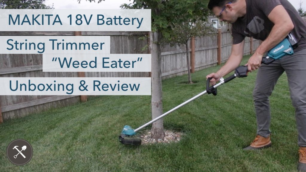Makita Battery Weedeater