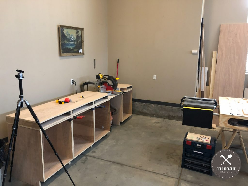 Dream Miter Saw Station Field Treasure Designs 1
