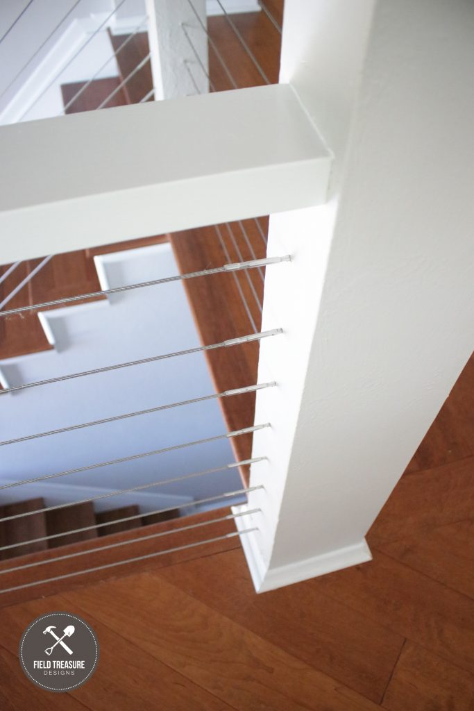 DIY Cable Railing
