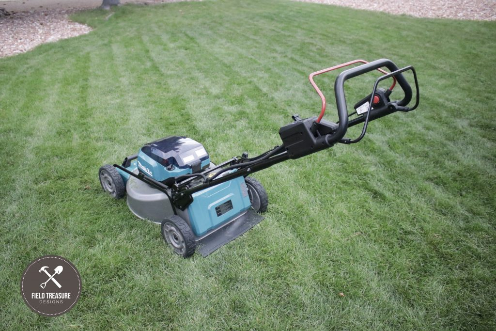 Makita Battery 18V Cordless Mower